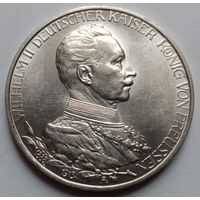 3 марки 1913г., Пруссия, СОСТОЯНИЕ!