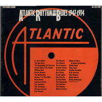 14 LP 'Atlantic Rhythm and Blues 1947-1974' (запячатаныя)