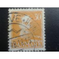 Дания 1942 король Христиан Х