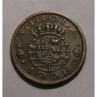 Порт. Ангола 50 Сент. 1958 (22)