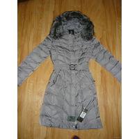 Пуховик пальто женское