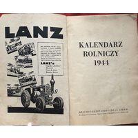 Kalendarz rolniczy 1944 год