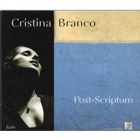 CD Cristina Branco 'Post-Scriptum'