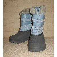 Сноубутсы Tresspass Stroma II, размер по стельке 17 см, size 10/28, новые, в коробке Водонепроницаемые и хорошо утепленные зимние ботинки Stroma II - идеальный выбор для катания по склонам. Ботинки сд