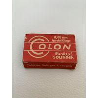 Лезвия для бритья Colon