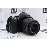 Зеркальная камера Nikon D5000 Kit 18-55mm VR (12.3Мп, HD-видео). Гарантия