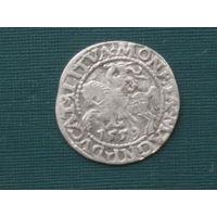 Полугрош 1559, Жигимонт Август, Вильно.Рв- LITVА #3