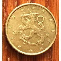 Финляндия, 50 евроцентов 2013
