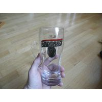 Бокал пивной 0,3 л + Бонус (подставки под пиво). Чехия.