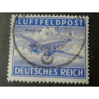 Германия Рейх 1942 фельдпочта самолет