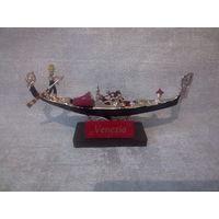 Сувенир Венеция гондола