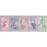 Чехословакия, 1958 год,** Спорт (СЛ)