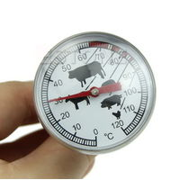 Кулинарный термометр аналоговый со щупом 2