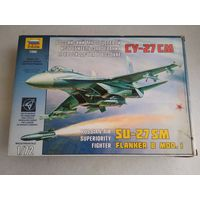 Самолёт СУ-27 СМ