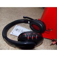 Наушники с микрофоном Marvo H8311