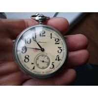 Часы карманные Молния парусник