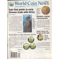 World coins news