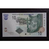 ЮАР 10 рандов 2005 UNC