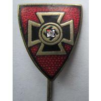 Членский знак Национал-социалистичекий союз ветеранов войны   (NSRKB)