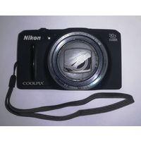 Фотоаппарат Nikon Coolpix S9700 на запчасти