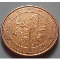 5 евроцентов, Германия 2004 G, AU