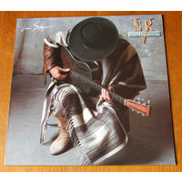 """Stevie Ray Vaughan and Double Trouble """"In Step"""" LP, 1989"""
