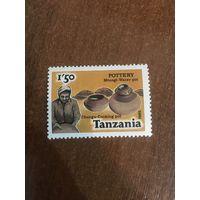 Танзания 1985. Гончарство.