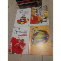 Davis Cup 2007 Беларусь Швеция Большой Теннис