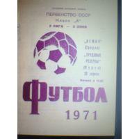 28.04.1971--Неман Гродно--Трудовые резервы Курск