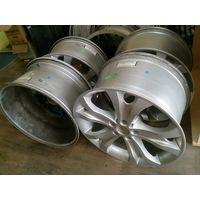 Диски литые BMW X5 R20