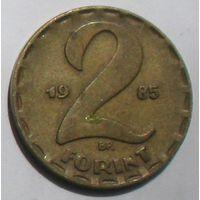Венгрия, 2 форинта 1985