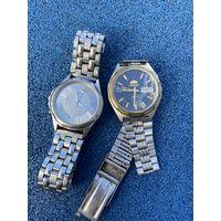 Часы Ориент ( Лот с рубля )