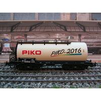 Цистерна PIKO (piko-2016). Масштаб НО-1:87.