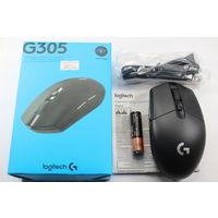 Игровая мышь Logitech Lightspeed G305, Новая
