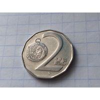 Чехия 2 кроны, 1995