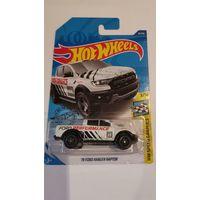 Машинка Hot Wheels Модель Ford Ranger Raptor 2019
