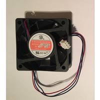 Вентилятор Fan 60x60x20 (4000rpm) 12V