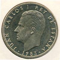 Испания 100 песет 1990 г.