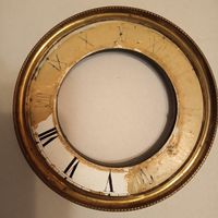 Часть Циферблата  (14) настенных часов