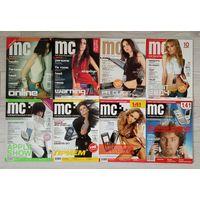 Мобильная Связь (16 выпусков, 2004 - 2007) + Russian Mobile (1 выпуск, 2004)