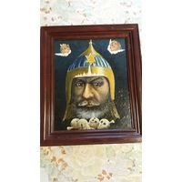Картина масло художник Давид Лукянец
