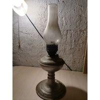 Лампа керосиновая алюминиевая производство Одесса