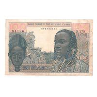 Восточно-африканские штаты 100 франков. Редкая!