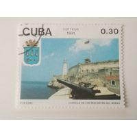 Куба 1991. Туризм