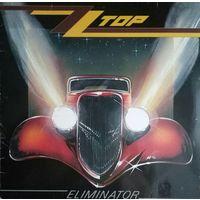 ZZ Top /Eliminator/1983, WB, Germany, LP, EX