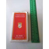 Набор итальянских игральных карт (неполный, 40 штук)