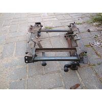 Каркас основа Водительского кресла с механическим лифтом Форд Сьерра 1991 г.в.