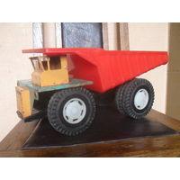 Машинка детская БелАз. 39Х19Х18.