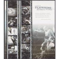 2003 США 3721-3730FB Американское кинопроизводство
