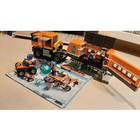 Lego City 60035 Лего Город Передвижная арктическая станция